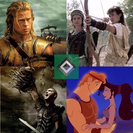 top 5 mitologia