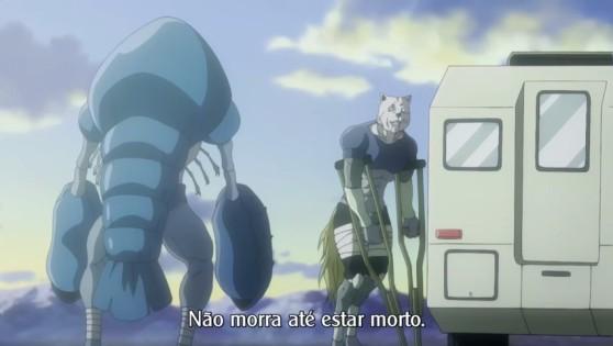Uma frase do anime que vou levar pro resto da vida ♥